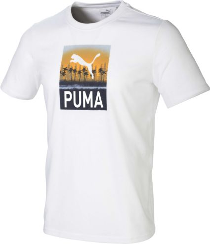 PUMA Boys' Tropics Golf T-Shirt