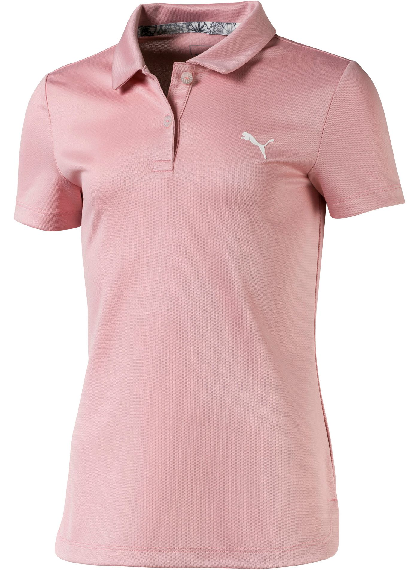 PUMA Girls' Essential Golf Polo