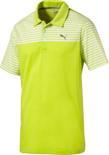 PUMA Men's Clubhouse Golf Polo