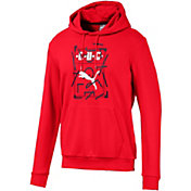 PUMA Men's Chivas DNA Red Pullover Hoodie