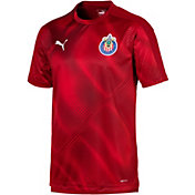 PUMA Men's Chivas Prematch Red Shirt