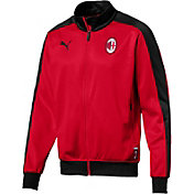 PUMA Men's AC Milan Red Track Jacket