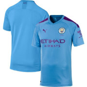 PUMA Men's Manchester City '19 Stadium Home Match Jersey