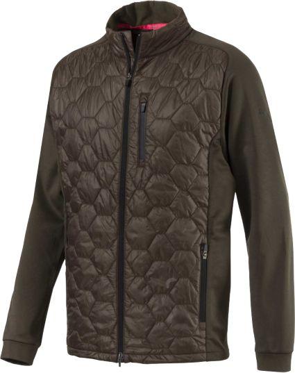 PUMA Men's Dassler PWRWARM Golf Jacket