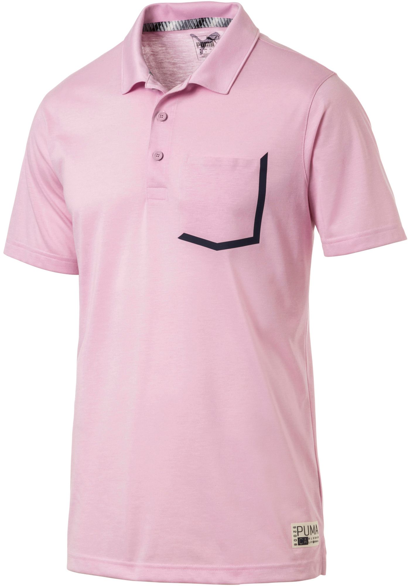 PUMA Men's Faraday Golf Polo