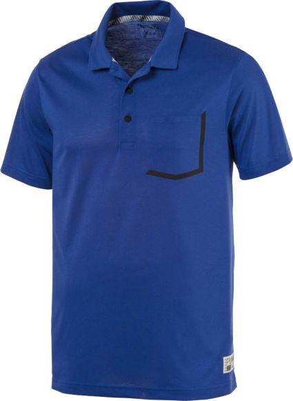 PUMA Men's Faraday Golf Polo