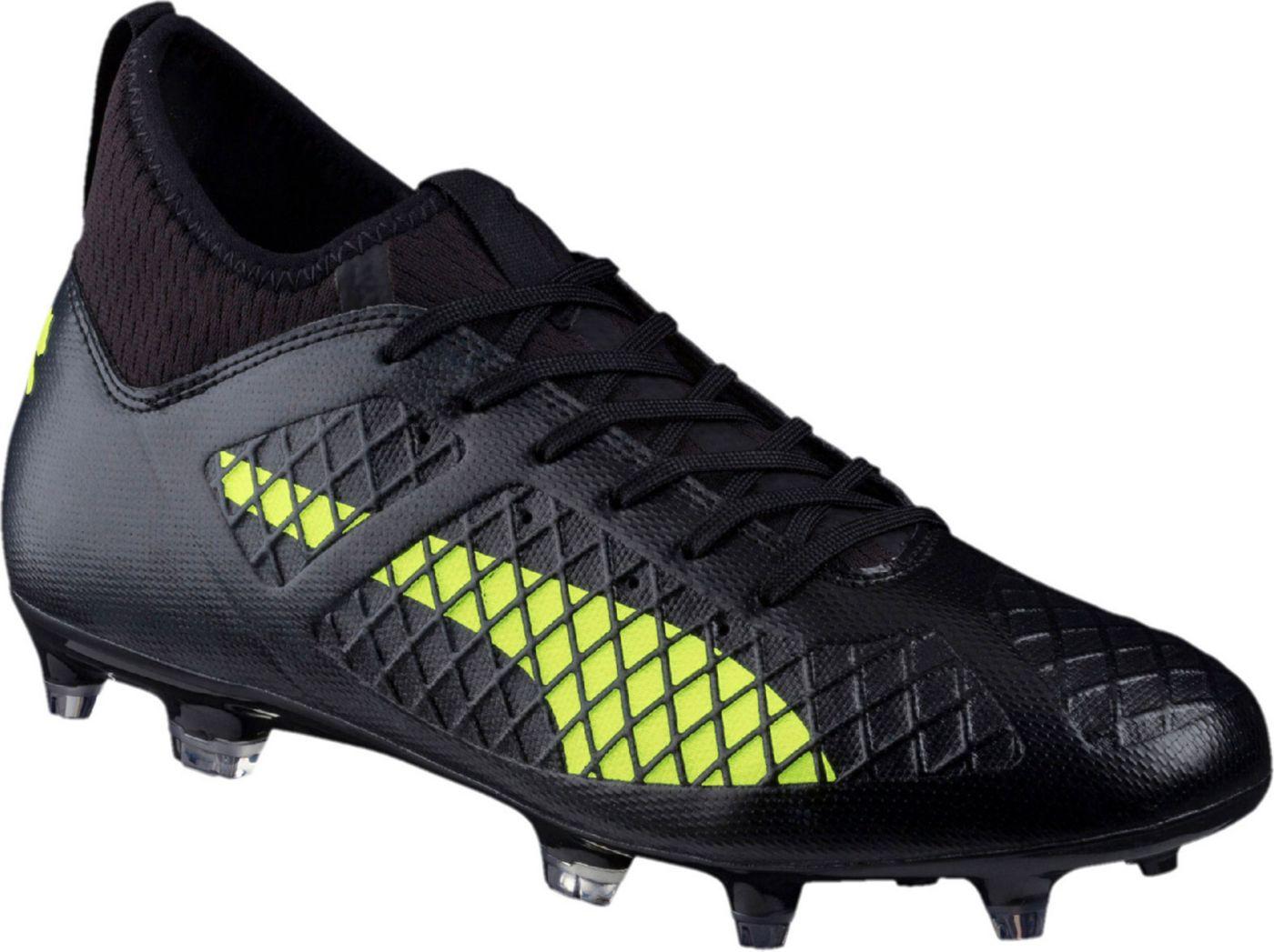 PUMA Men's Future 18.3 FG/AG Soccer Cleats