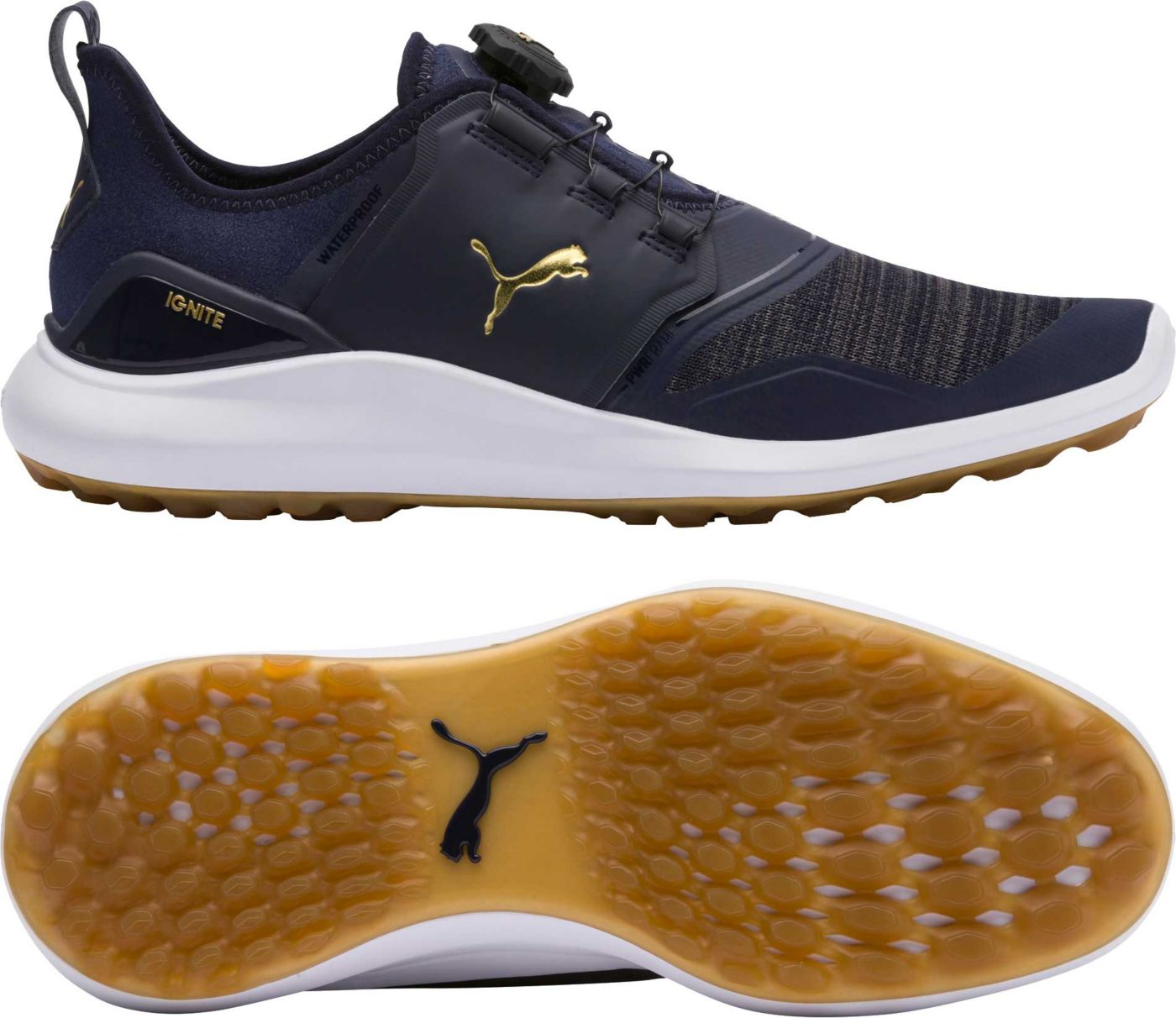 PUMA Men's IGNITE NXT DISC Golf Shoes