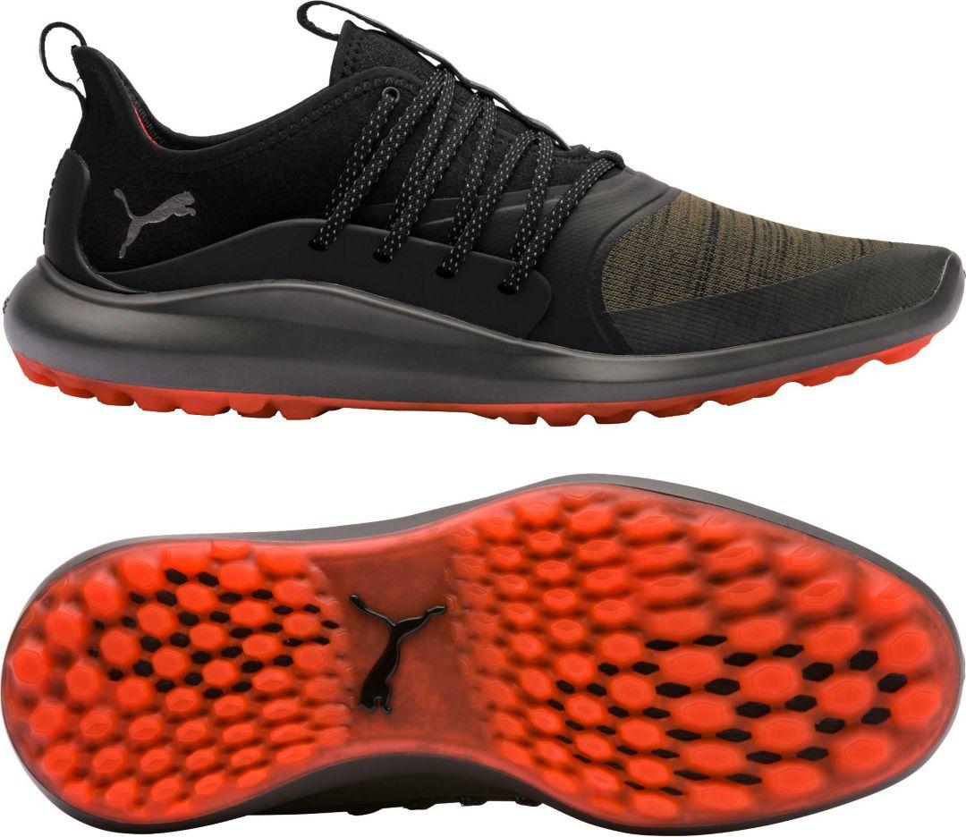 kuumia uusia tuotteita myymälä suuri alennus PUMA Men's IGNITE NXT SOLELACE Golf Shoes
