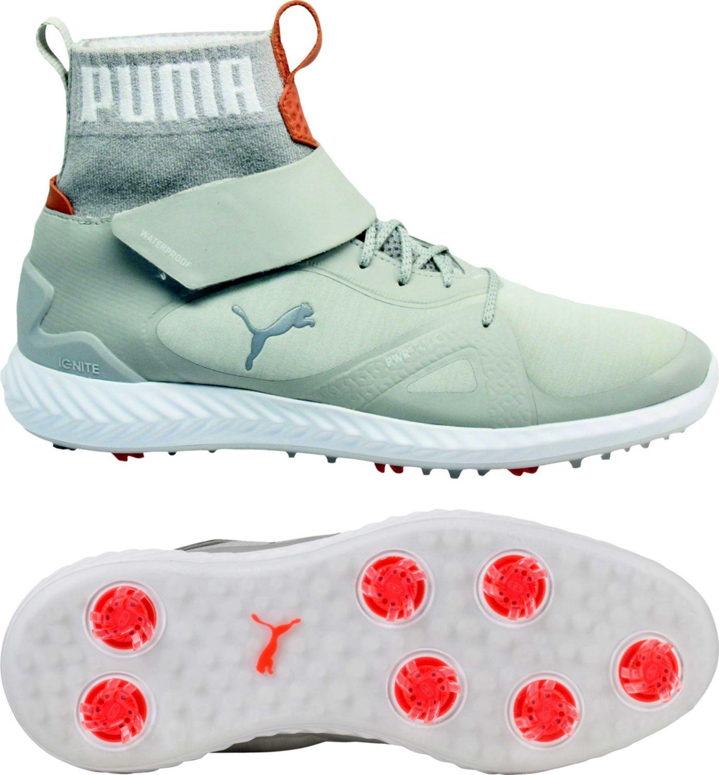 PUMA IGNITE PWRADAPT Hi-Top Golf Shoes