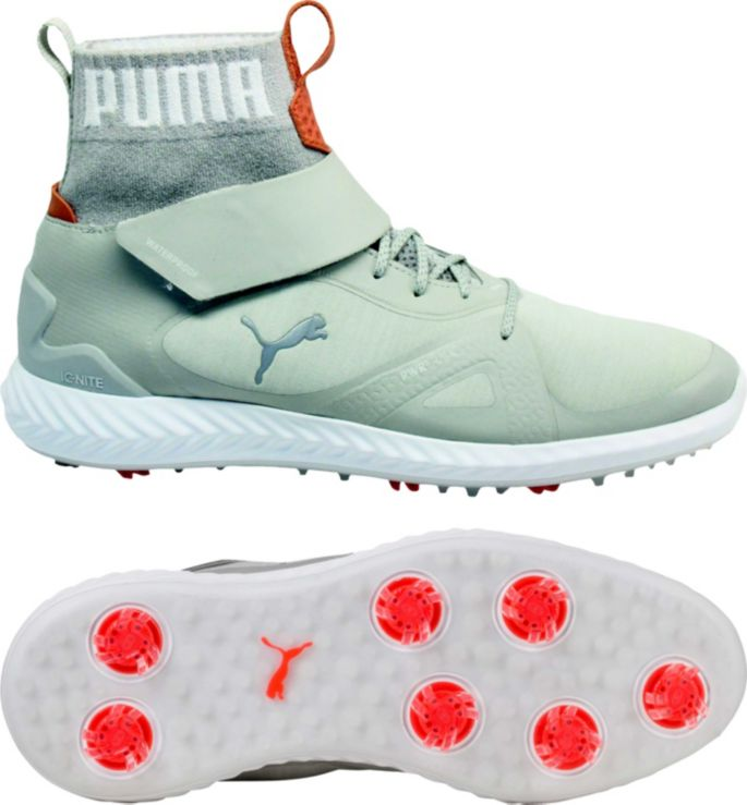 f7b3d8244 PUMA IGNITE PWRADAPT Hi-Top Golf Shoes | Golf Galaxy