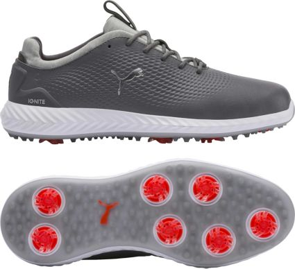 e14ed183874e00 PUMA Men s IGNITE PWRADAPT Leather Golf Shoes. noImageFound