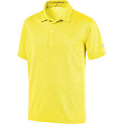 PUMA Men's Grill to Green Golf Polo