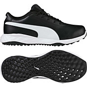 PUMA Men's GRIP FUSION Classic Golf Shoes