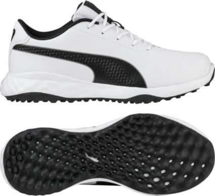 433cc9b04fb2 ... PUMA Men s GRIP FUSION Classic Golf Shoes DICK S Sporting Goods super  cheap 24825 a66df ...