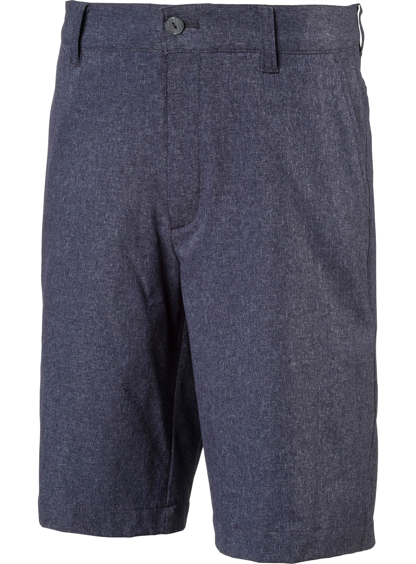 PUMA Men's Heather 6 Pocket Golf Shorts