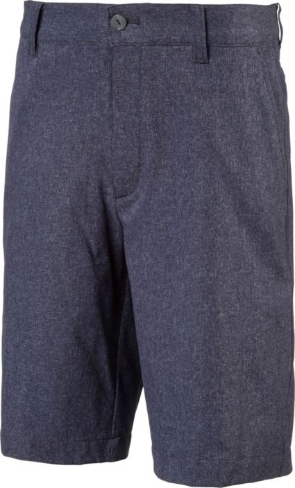 PUMA Men's Heather 6 Pocket Golf Shorts