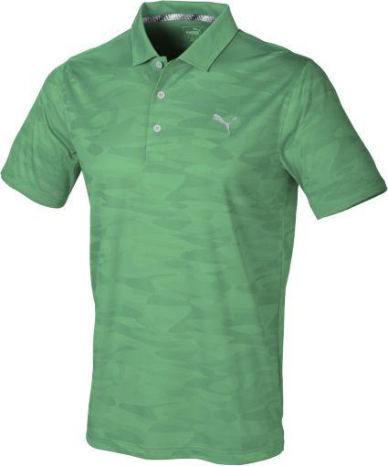 PUMA Men's Alterknit Radius Golf Polo