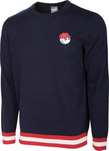 PUMA Men's Malbon Golf Sweater