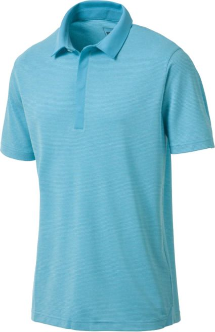 PUMA Men's Moving Day Golf Polo
