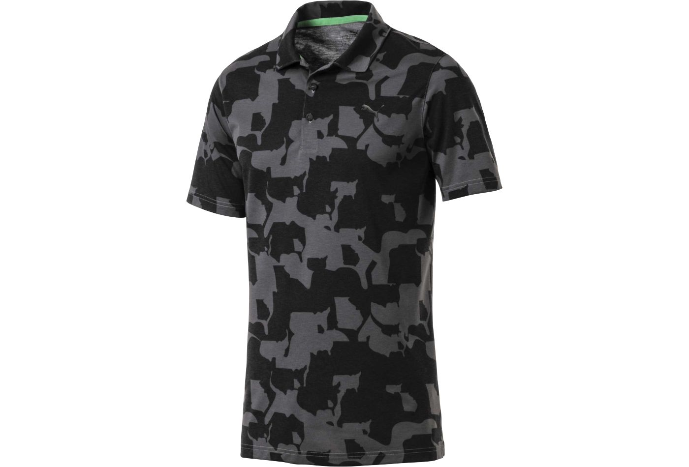 PUMA Men's Union Camo Golf Polo
