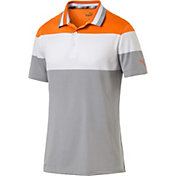 PUMA Men's Nineties Golf Polo