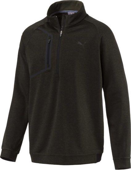 PUMA Men's Envoy Golf ¼ Zip