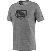 PUMA Men's Heritage Golf T-Shirt