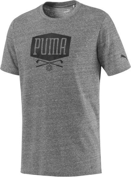 PUMA Men's Heritage Golf T-Shirt