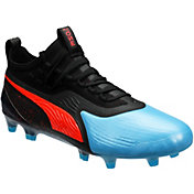 PUMA Men's One 19.1 FG/AG Soccer Cleats