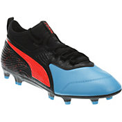 PUMA Men's One 19.3 FG/AG Soccer Cleats