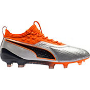 PUMA Men's One 1 Leather FG/AG Soccer Cleats