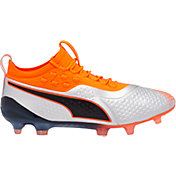PUMA Men's One 1 Synthetic FG/AG Soccer Cleats