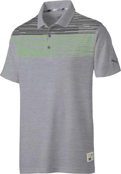 PUMA Men's Pin High Golf Polo