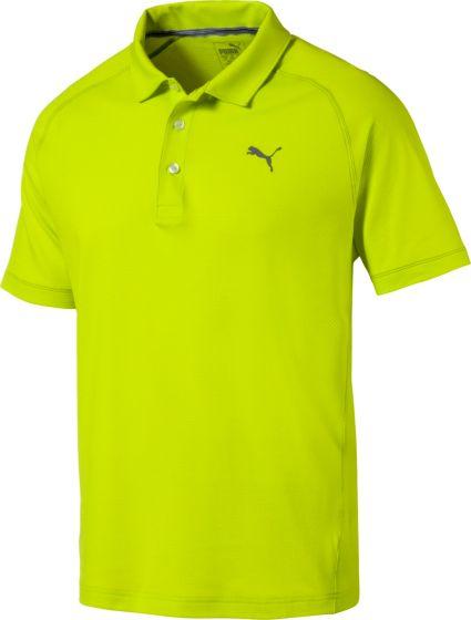 PUMA Men's PWRCOOL ADAPT Sport Golf Polo