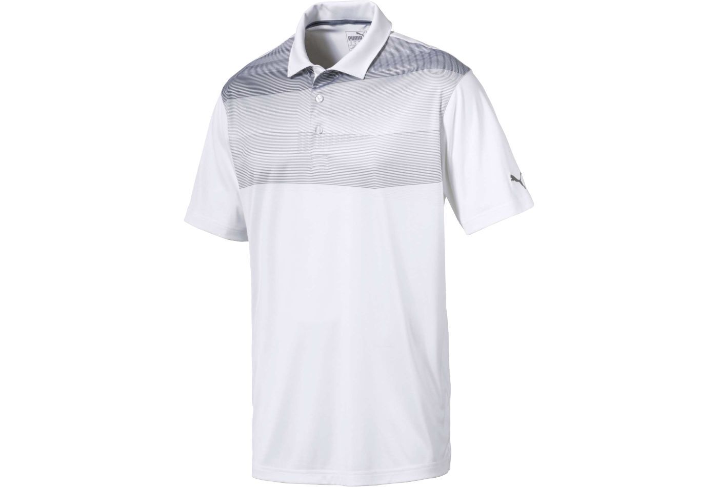 PUMA Men's PWRCOOL Refract Golf Polo