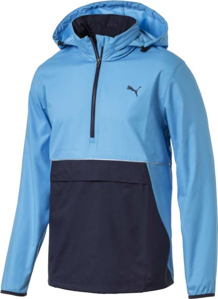 PUMA Men's Retro Wind Golf Jacket