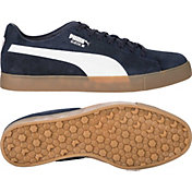 PUMA Men's Suede G Malbon Golf Shoes