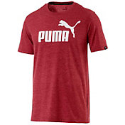 PUMA Men's Essential No. 1 Heather Graphic Tee