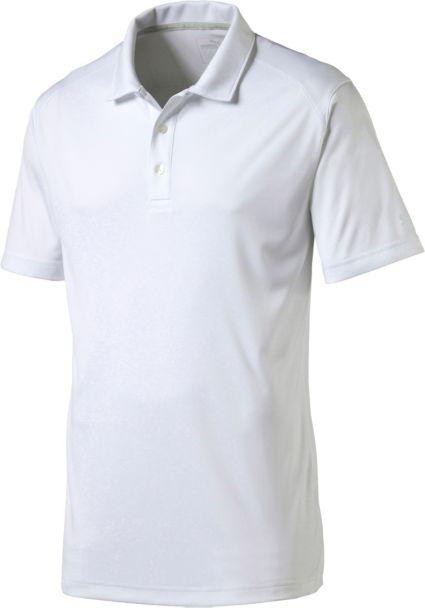 PUMA Men's Essential Pounce Golf Polo