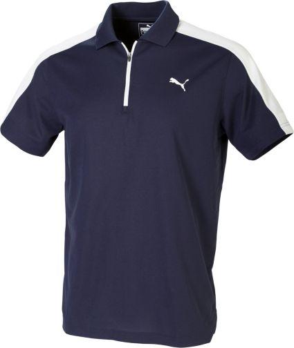 PUMA Men's T7 Golf Polo