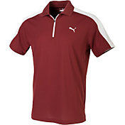 PUMA Men's T7 Golf Polo
