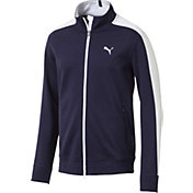 PUMA Men's T7 Golf Track Jacket