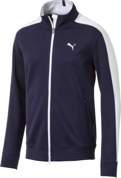 PUMA Men's T7 Golf Track Jacket