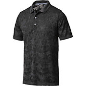 PUMA Men's Evoknit Camo Golf Polo