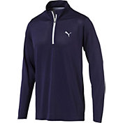 PUMA Men's Evoknit Essential Golf ¼ Zip