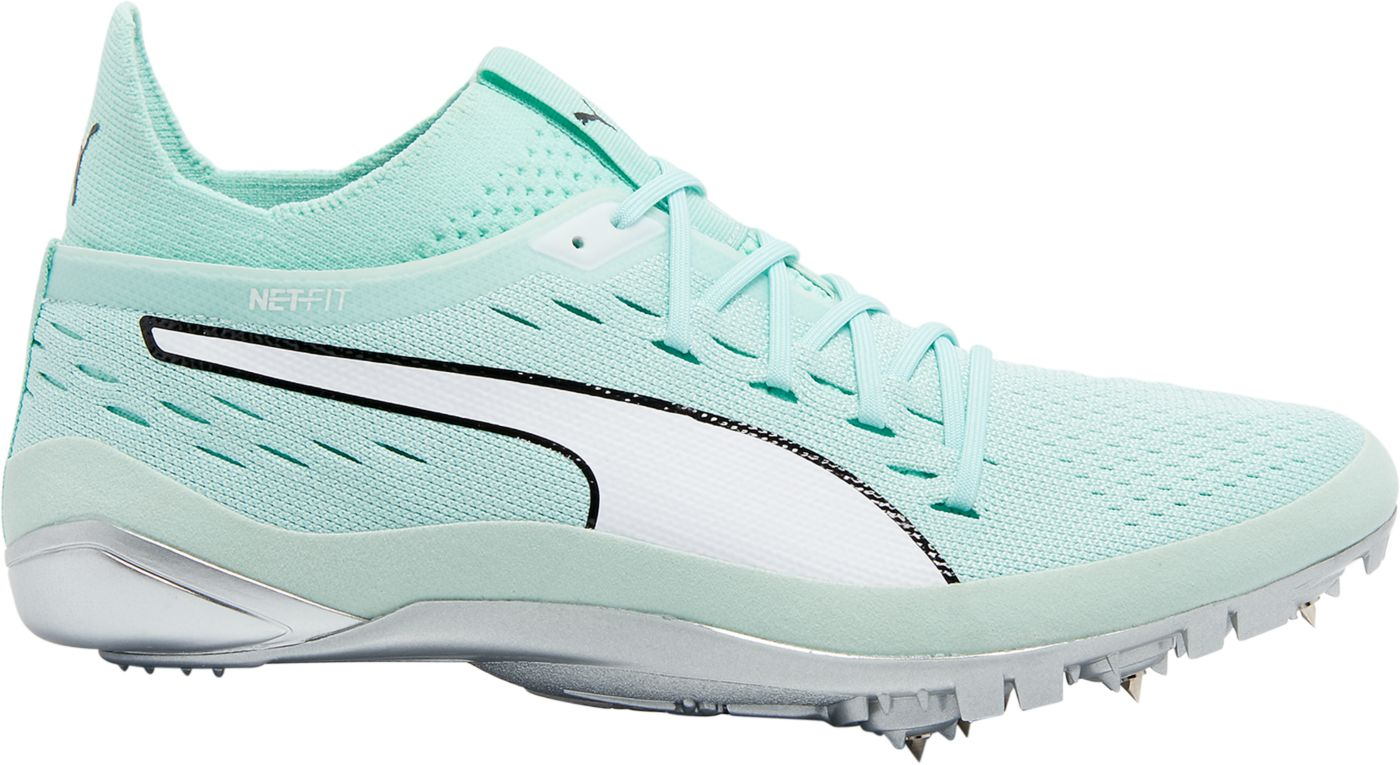 PUMA Men's evoSPEED NETFIT Sprint 2 Track and Field Shoes