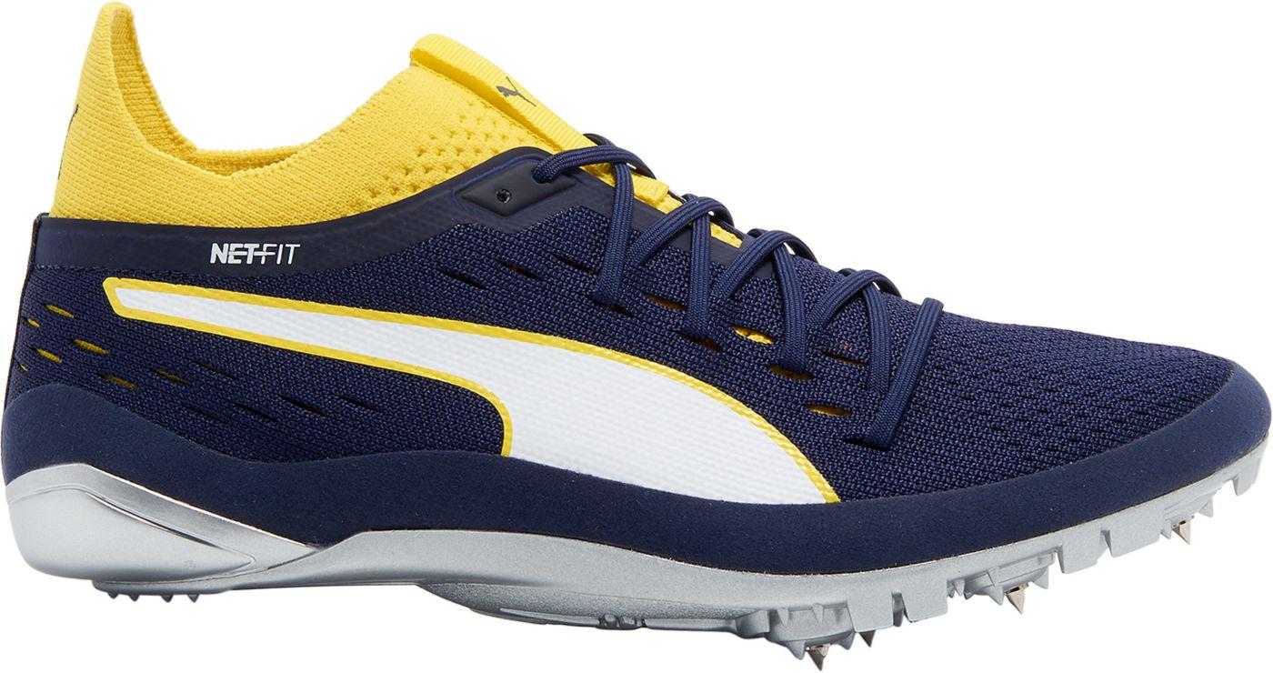 PUMA Men's evoSPEED NETFIT Sprint 2 Track and Field Shoes