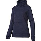 PUMA Women's Brisk Golf Pullover
