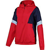 PUMA Women's A.C.E. Half-Zip Hooded Jacket